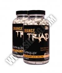 PROMO STACK Controlled Labs Orange Triad 270 Tabs. / x2