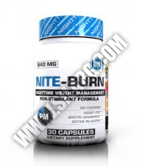 BPI SPORTS Nite Burn 30 Caps.