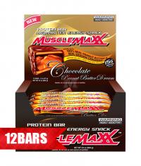 ALLMAX Muscle Max Bar 12x57g.