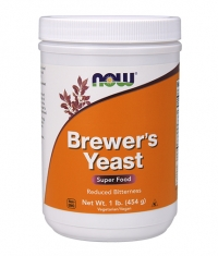NOW Brewers Yeast /Debittered/ 454g.