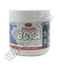 AX Stacked BCAA 40 Serv.