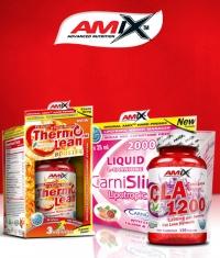 PROMO STACK Amix Thermo Lean / CLA 1200 / CarniSlim Ampules