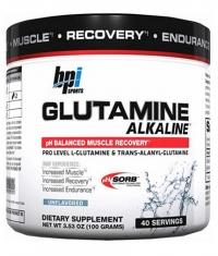 BPI SPORTS Glutamine Alkaline 40 Serv.