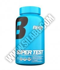 BEAST NUTRITION Super Test 180 Caps.