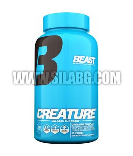 BEAST NUTRITION Creature 180 Caps.