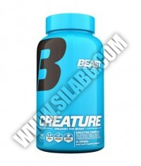 BEAST NUTRITION Creature 180 Caps.
