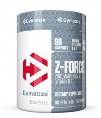 DYMATIZE Z-Force 90 Caps.