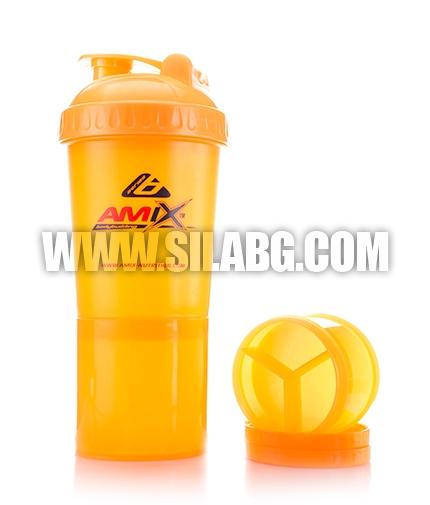 AMIX Shaker Monster Bottle /Orange/