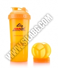 AMIX Shaker Monster Bottle /Orange/