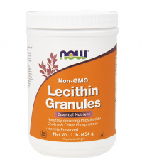 NOW Lecithin Granules 454g.