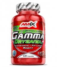 AMIX Gamma Oryzanol 200mg / 120 Caps.