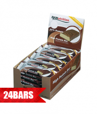 DANUTRITION High Protein Bar /24x65g/