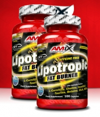 PROMO STACK AMIX Lipotropic Fat Burner 200 Caps. /x2