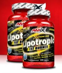 PROMO STACK AMIX Lipotropic Fat Burner 200 Caps. /x2