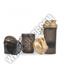SMART SHAKE Black / Gold 600ml