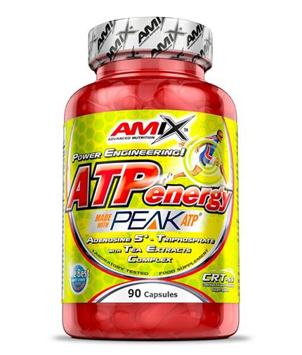 AMIX ATP Energy – PEAK ATP 90 Caps.