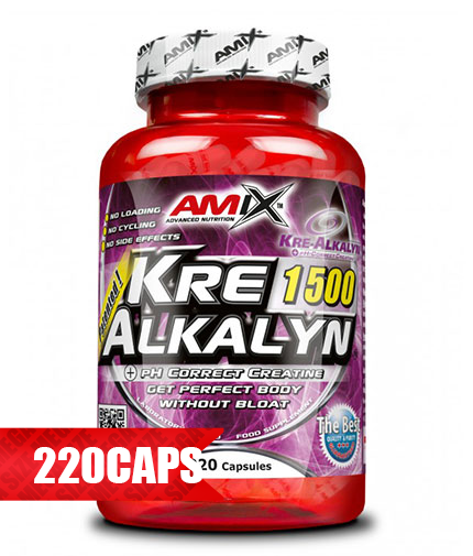 AMIX Kre-Alkalyn ® 220 Caps.