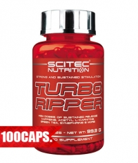SCITEC Turbo Ripper 100 Caps.