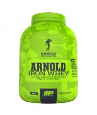 MP ARNOLD SERIES Iron Whey