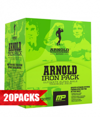 MP ARNOLD SERIES Iron Pack 20 Packs.
