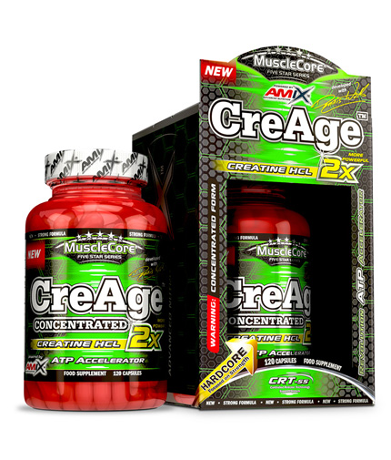 AMIX CreAge 120 Caps.