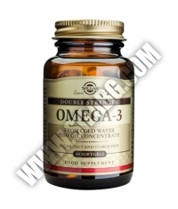 SOLGAR Omega 3 Double strength / 30 Soft.