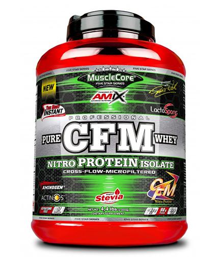 AMIX CFM Nitro Protein Isolate