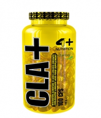 4+ NUTRITION CLA + / 100soft