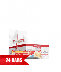 BEST BODY 35% Delicate Premium Pro Bar /24x50g./