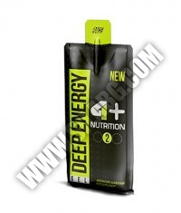 4+ NUTRITION Deep Energy + Carbogel line / 30ml.