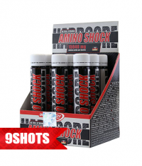 BEST BODY Amino Shock /9x25ml./