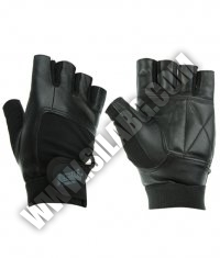 LONSDALE LEATHER TRAINING GLOVES