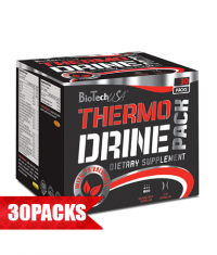 BIOTECH USA Thermo Drine Pack 30 Packs.