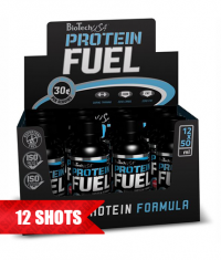 BIOTECH USA Protein Fuel 12x50ml.