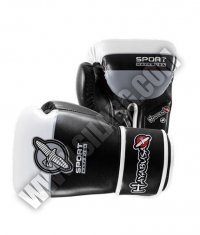 HAYABUSA FIGHTWEAR Sport 16oz Training Gloves / Black