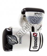 HAYABUSA FIGHTWEAR Sport 8oz Youth Training Gloves / White