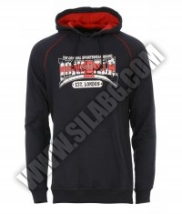 LONSDALE Jerrold mens hooded sweatshirt