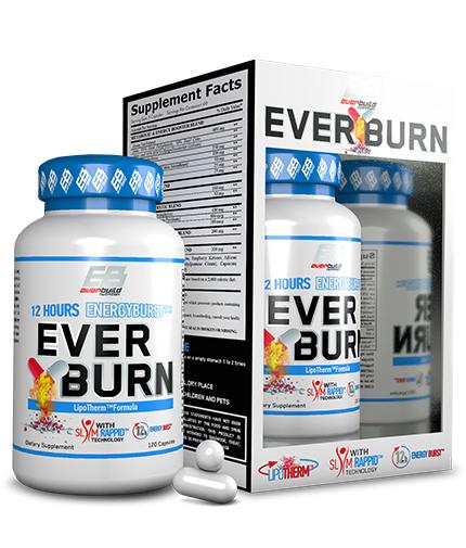 EVERBUILD Ever Burn / 120caps