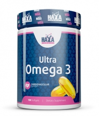 HAYA LABS Ultra Omega 3 / 180soft