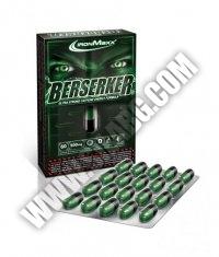 IRONMAXX Berserker / 60caps.