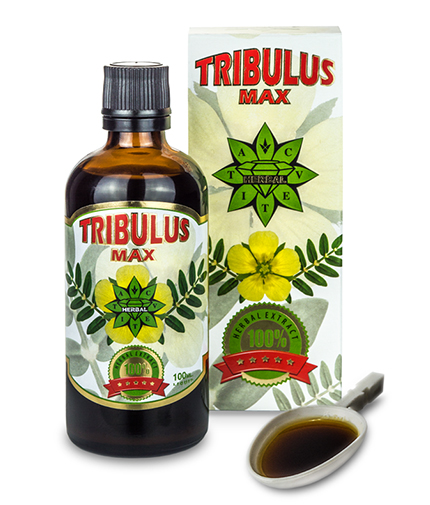 CVETITA HERBAL TRIBULUS MAX Liquid