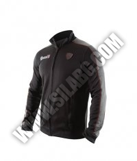 HAYABUSA FIGHTWEAR Track Jacket Black / Grey