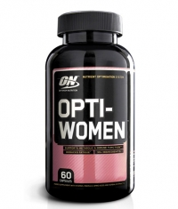 OPTIMUM NUTRITION Opti-Women EU 60 Caps.
