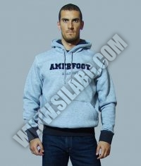 AMERFOOT GRIDIRON HERO HOODY / White