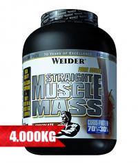 WEIDER Straight Muscle Mass 4kg.