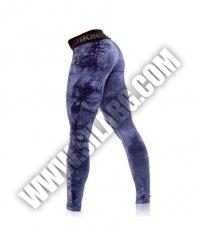 NEBBIA 836 Leginggs Batik / blue