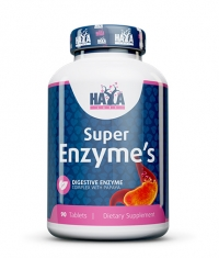 HAYA LABS Super Enzyme Complex / 90tabs.