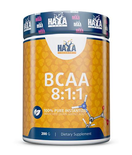 HAYA LABS Sports BCAA /8:1:1/ 200g. 0.200