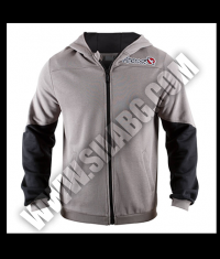 HAYABUSA FIGHTWEAR Wingback Hoodie Grey / Black