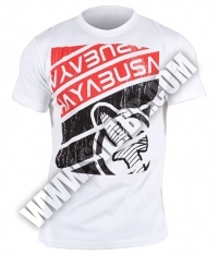 HAYABUSA FIGHTWEAR Reflexion Bamboo T-Shirt / White